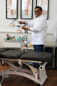 Jim Hubner acupuncturist Zevenaar